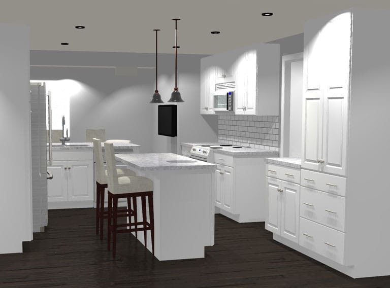 Kitchen-4-Real-3D